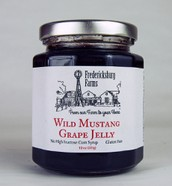 Wild Mustang Grape Jelly
