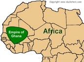 The Ghana Empire