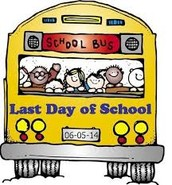 Last Day of School, June 2nd