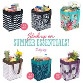 Only in JULY!!! Spend $35 and get this AMAZING Essentials Tote FOR ONLY $5!!!!
