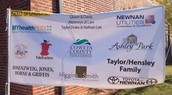 Thank you Gold Sponsors!