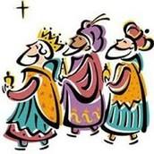 Dia de Los Santos Reyes