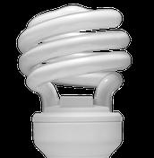 CFL (compact fluorescent light)