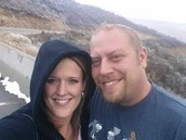 My parents in my birth state Utah!!!!!!!