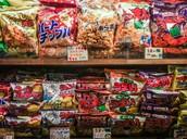 Chuches Japonesas