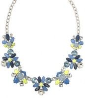 Elodie Blue Necklace ($89) - Sale Price: $44.50