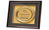 Wooden Top notcher Award