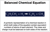 Balance Chemical Equation
