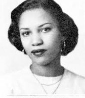 Toni Morrison in high school