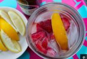 Singha Strawberry Lemonade
