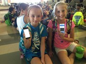 ...practice multiplication facts using technology in car line