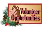Donar Comida Enlatada y Necesitamos Voluntarios