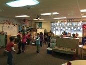 Movement with Mrs. Wilson
