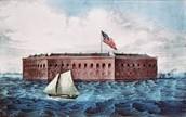Historic Fort Sumter