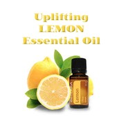 Uplifting Lemon Essential Oil