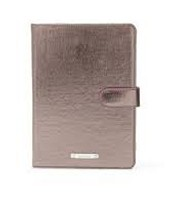 iPad case - Pewter
