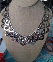 Alexandria Bib Necklace - $45