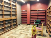 New Milford High School's New Reading Room