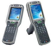 Hand held barcode scanners
