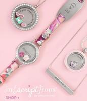 Floral Wrap? Bracelet slider? Yes, please!