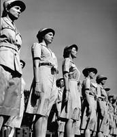 Women during World War ii