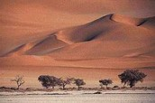 Hot and Dry Deserts