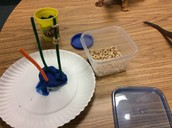 Fine Motor and Sensory with Playdoh, Pipe Cleaners, and Cheerios