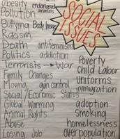 Ellenberg's Social Issue List