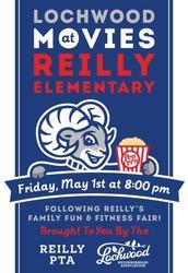 Reilly Elementary - Family Movie Night