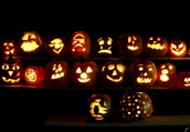 First Annual Pumpkin Carving Event