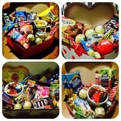 Temos outras opções!!! Montamos a cesta do seu jeito.