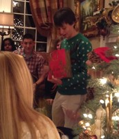 JCL Imperator Opening His Secret Santa Gift
