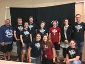 Space STEM Camp Volunteers
