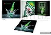 Vegas Print Collateral