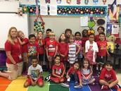 Mrs. Foley's Kindergarten Class