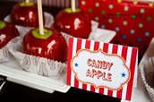 Candy Apples!