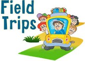 Scheduled Field Trips