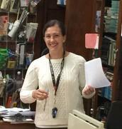 Ms. Brugman- 8th Grade Language and Literature