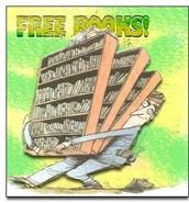 FREE BOOKS in the Media Center!