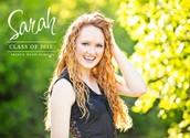 Sarah graduated and became a Longhorn