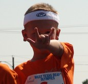 West Texas Deaf Olympics