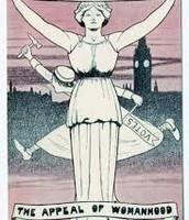 Women's Anti Suffrage Groups