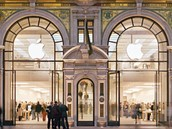Apple Store Street: Regent