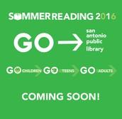 Summer Reading San Antonio Public Library
