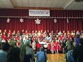 2nd Grade Holiday Concert