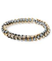 Vintage Twist Bracelet-M/L Gold