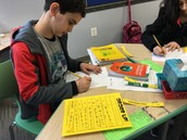 Math Activity using Order of Operations