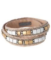 Candy Wrap Bracelet, Reg $59, Now $29