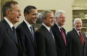 Bush/ Clinton/ Bush 1989-2008