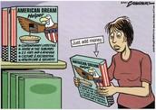 AMERICAN DREAM, JUST ADD MONEY!